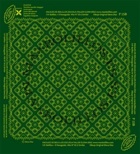 Picado Pañuelo 15B
