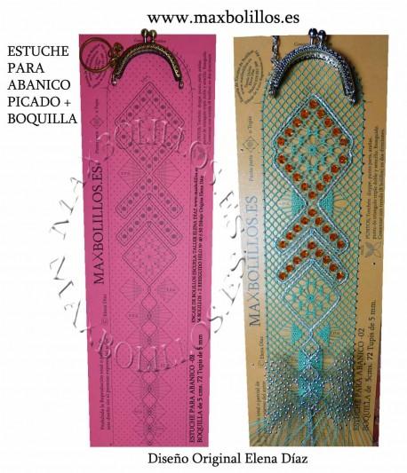 Estuche Abanico + Boquilla 02