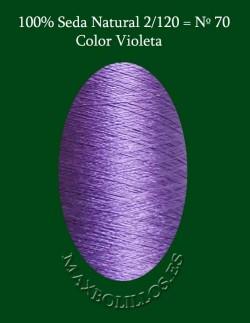 Seda Violeta Nº 70