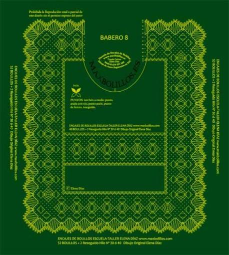 Picado Babero 08