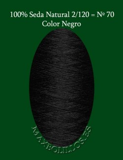 Seda Negro Nº 70
