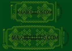 Picado Bolso y Monedero 03