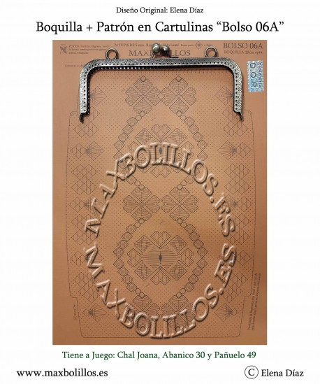 Bolso + Boquilla 06A