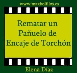 Remate Encaje Torchón