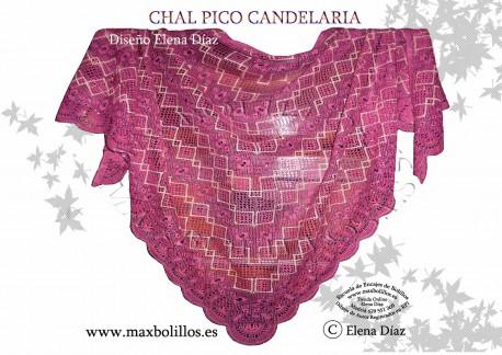 Picado Chal Pico Candelaria