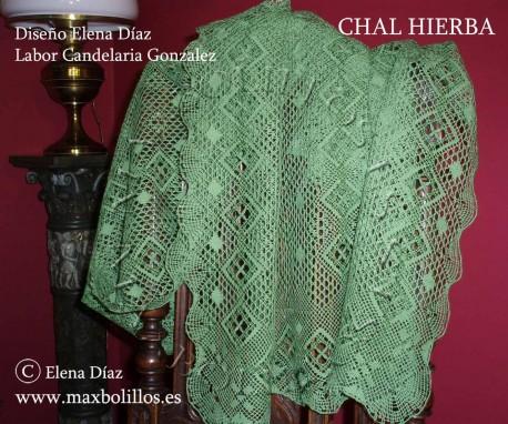 Picado Chal Hierba
