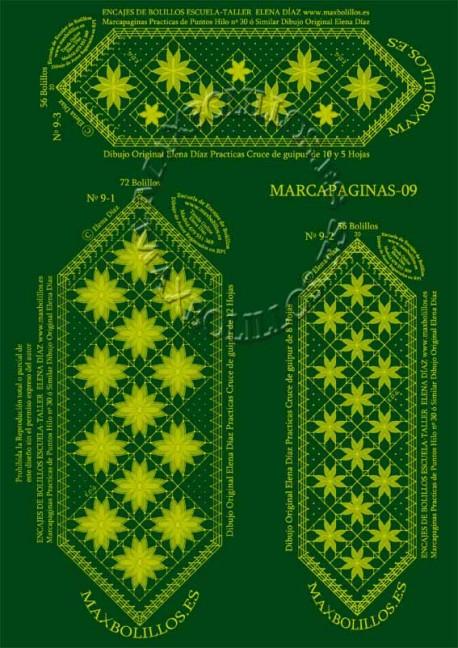 Picado Marcapaginas 09