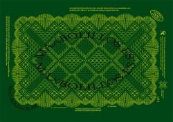 Picado Cubre-bandeja 04