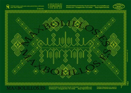 Picado Cubre-bandeja 06