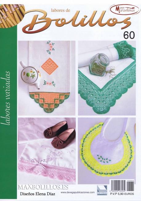 Revista Manos Maravillosas Nº60