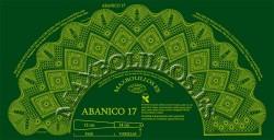 Picado Abanico 17