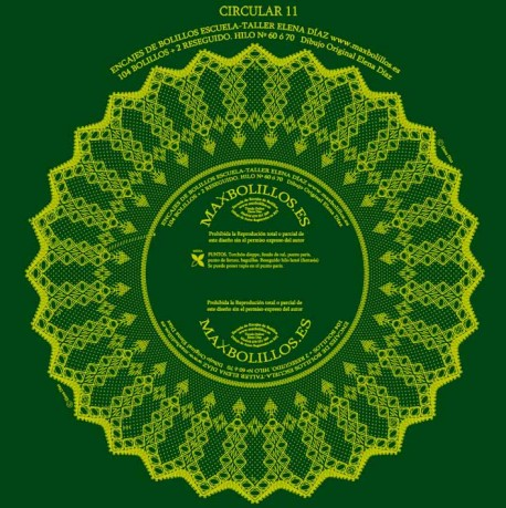Picado Circular 11