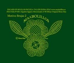 Motivo Flores de Brujas 02 (oferta)