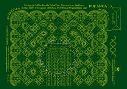 Picado Bufanda 13