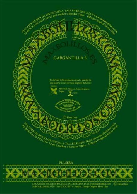 Picado Gargantilla 03