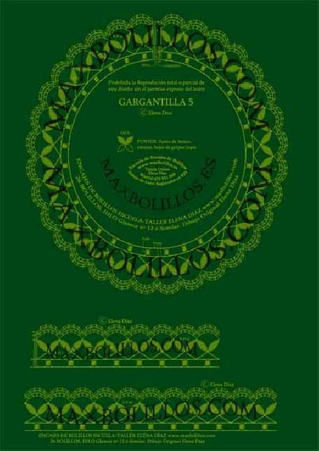 Picado Gargantilla 05