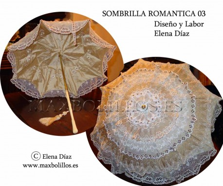 Sombrilla Romántica 03
